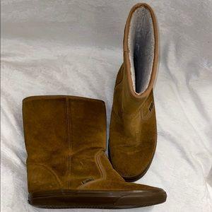 Van's boots